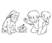 #4 Pokey Minch Coloring Page