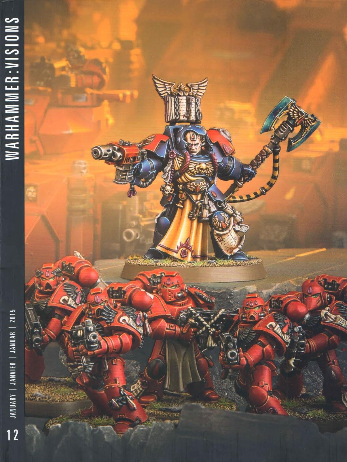 Warhammer: Visions, número 12