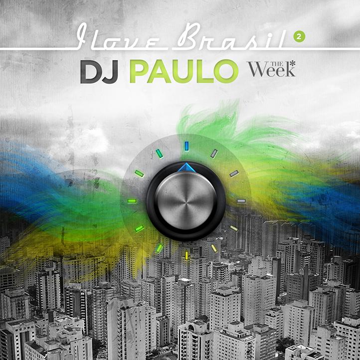 DJ PAULO - I LOVE BRASIL Vol 2 (Primetime)