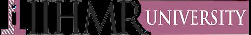 IIHMR University | A premier Healthcare University India