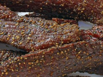 how to make goose jerky in the oven
