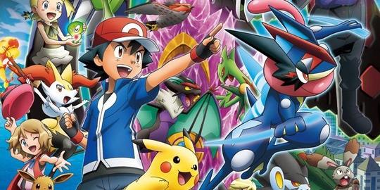 Pokémon XY & Z, Actu Japanime, Japanime, TV Tokyo, Générique, Pokémon Z, Actu Jeux Vidéo, Jeux Vidéo,