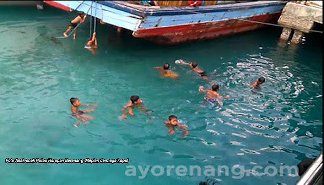 Anak-anak pulau harapan-ayorenang.com