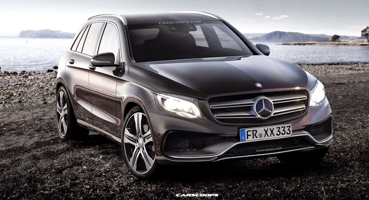 Mercedes GLC 2016 Release Date And Price