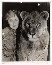 Mabel Stark (1889 - 1968)