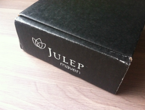 Julep Maven Bombshell - November 2012 Review - Monthly Nail Polish and Beauty Subscriptions for Women