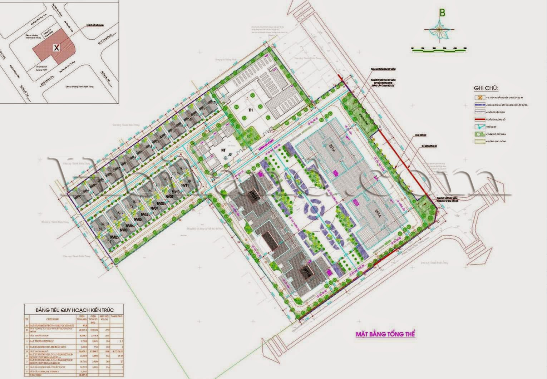 quy hoạch dự án imperia garden