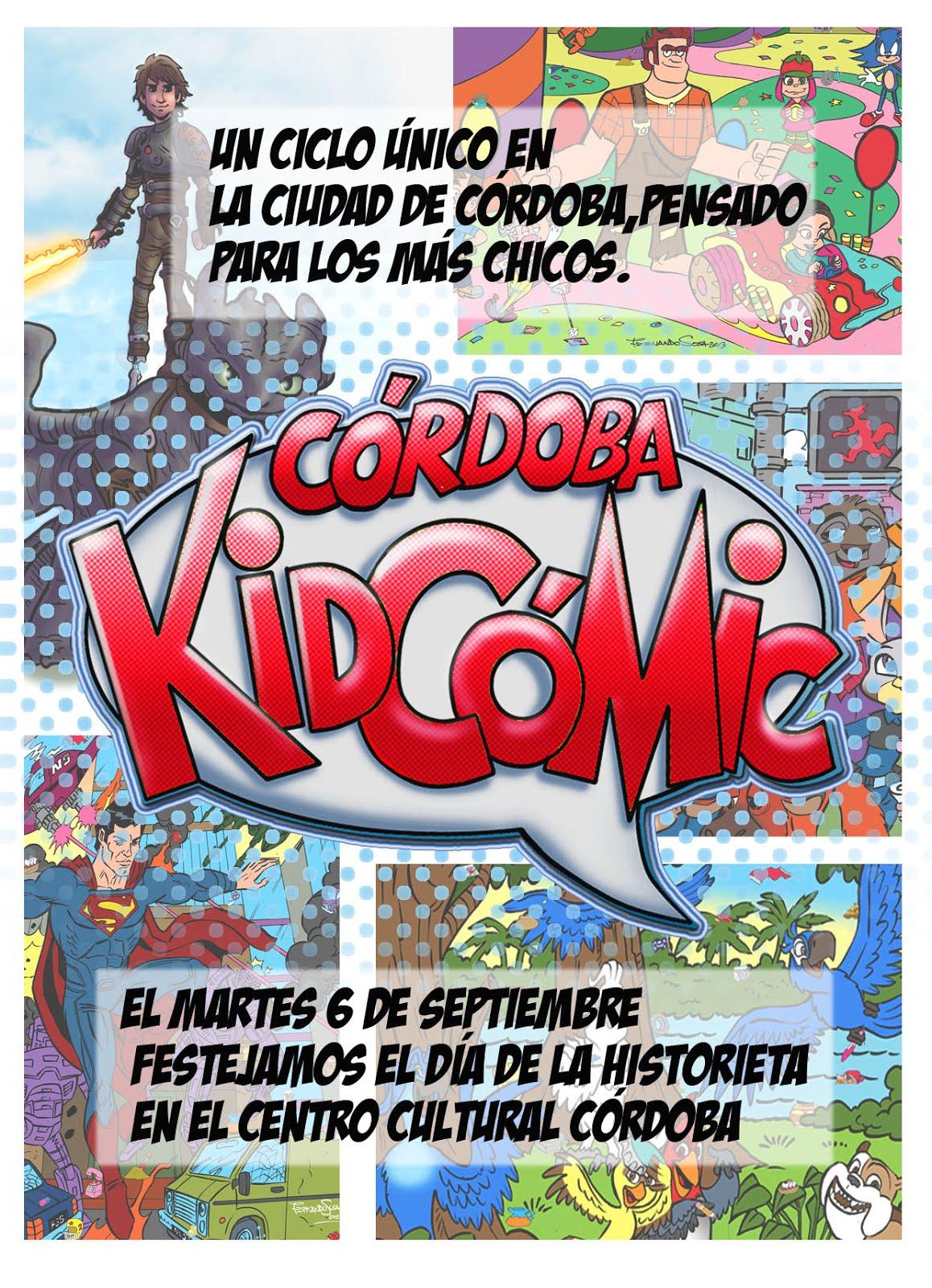 Córdoba Kidcómic