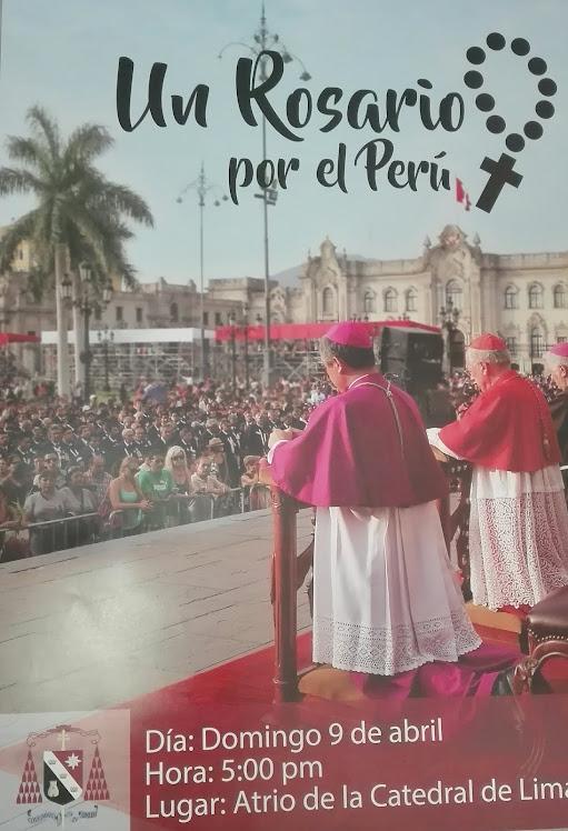 Semana Santa  en Lima 2017