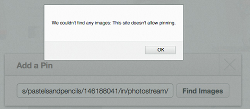 How to download flickr photos that are disabled safari