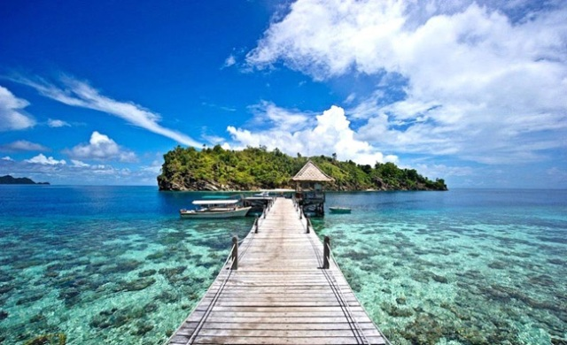 Raja Ampat Papua Tempat Wisata Terpopuler dan Terbaik Di Indonesia