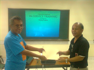 Sir Malacaman Turns Over His Group Output