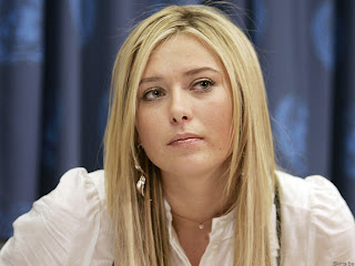 Maria Sharapova Beautiful Tennis Star
