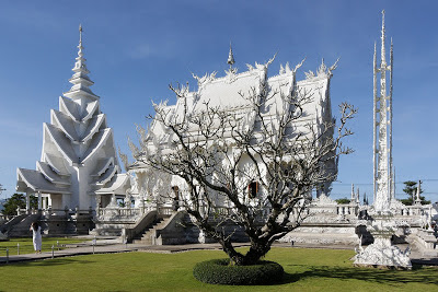 Wat Rong Khun Buddhist Temple