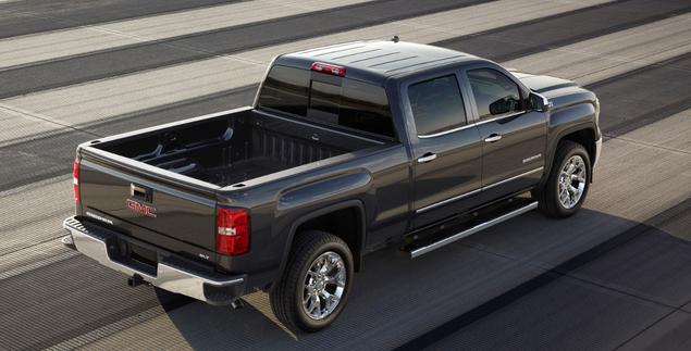 Auto-blog ARGENTINO: Imágenes de las Nuevas Chevrolet Silverado y GMC