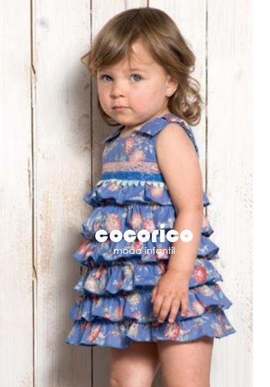 Cocorico moda infantil azul n - Monalisa moda infantil ...
