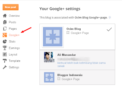 Cara Memasang Google+ Comments di Blog