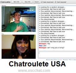 Free Chatroulette USA