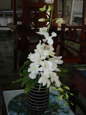 Hoa để bàn làm việc 07