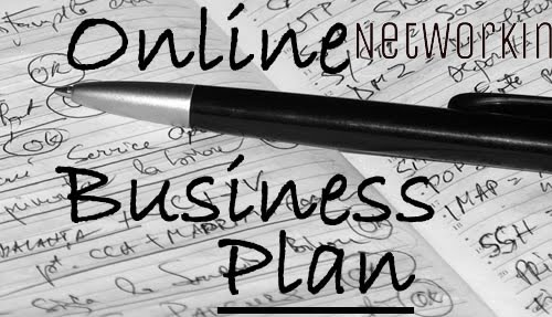 online networking business plan