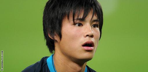 Arsenal's Miyaichi Granted Work Permit miyaichi
