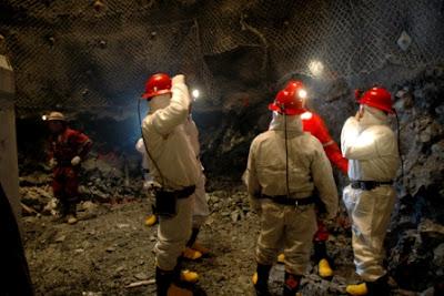 ÁSIA/MONGÓLIA - Um dos países mais pobres com uma das maiores riquezas em minério no mundo