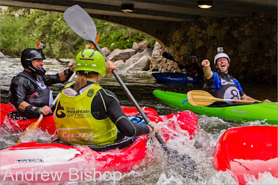 Smiles, and disaster everywhere, Chris baer, Teva mountain games, vail CO