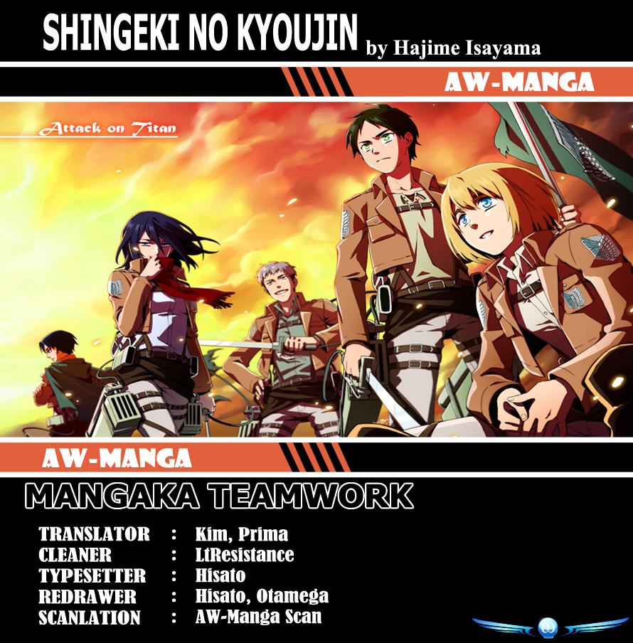 Shingeki no Kyojin Chapter 9-18