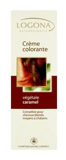 pour une coloration intense et lumineuse la crme colorante vgtale logona enrobe et gaine - Crme Colorante Logona