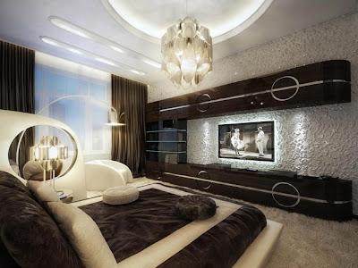 dormitorio moderno elegante