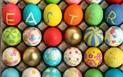 PASCUA EN MODO FASHION los huevos de pascua obras de arte wallpapers