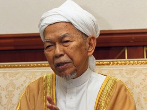 PKR DAP kena ingat Pas kakak tua
