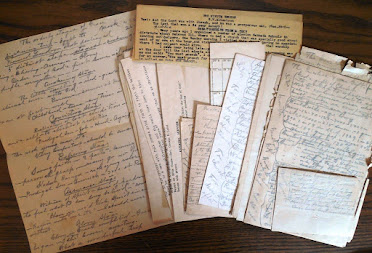 Rev. Albertson Sermon Notes