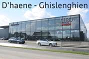 Logo D'haene - Ghislenghien