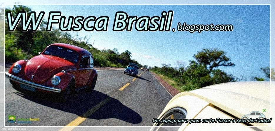 VW Fusca Brasil