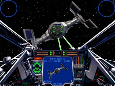 X-Wing vs Tie Fighter game