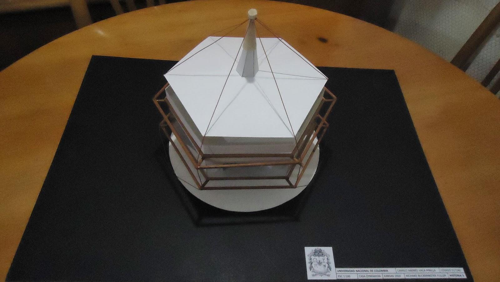 Historia de la arquitectura moderna richard buckminster for Informacion sobre la arquitectura