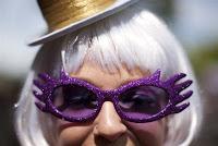 Gafas curiosas - Street Parade 2011