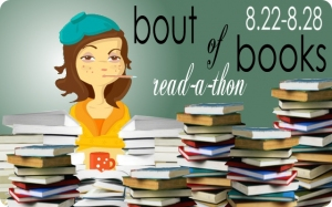 Bout of Books Read-A-Thon: Starting Line