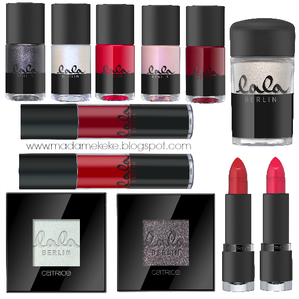 Catrice Lala Berlin Limited Edition - Preview