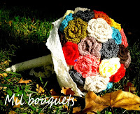 Bouquets handmade