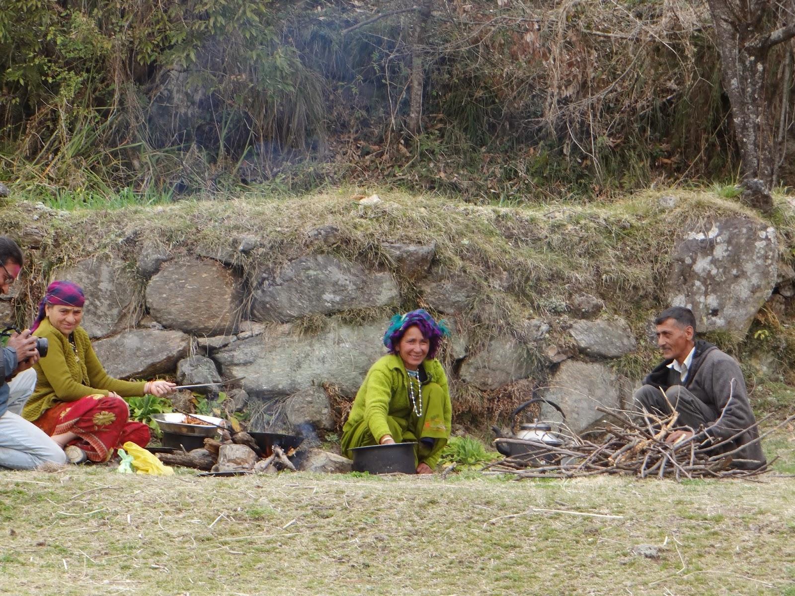 Rural tourism india
