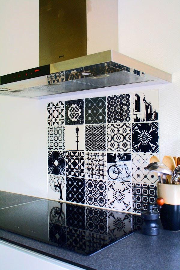 Decorar el frente de una cocina estudio lota - Baldosas para cocinas modernas ...
