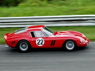 1962 Ferrari 250 LM - Magrush.com
