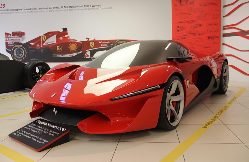 moiselve: Ferrari F150/LaFerrari Concepts.