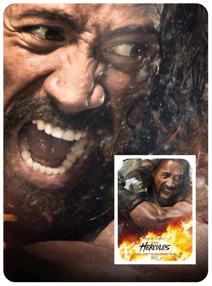 Hercules Images Dwayne Johnson Battles a Lion a Giant  - dwayne johnson in hercules wallpapers