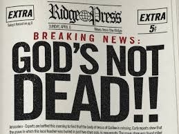 God's Not Dead: Many Proofs