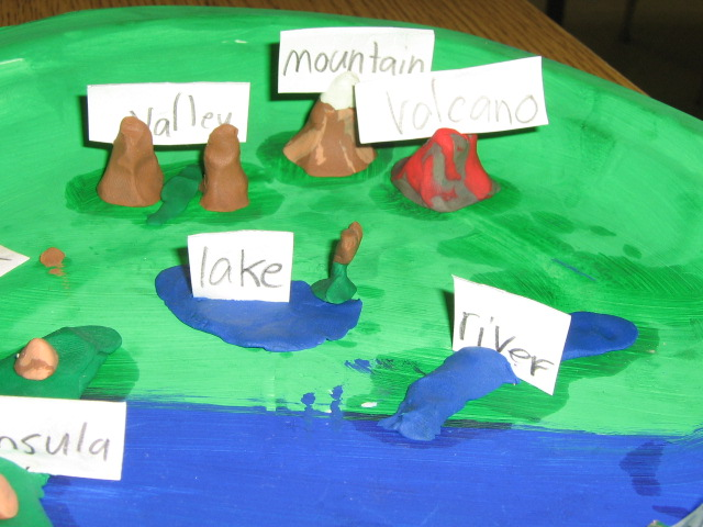 Landforms For Kids | New Calendar Template Site