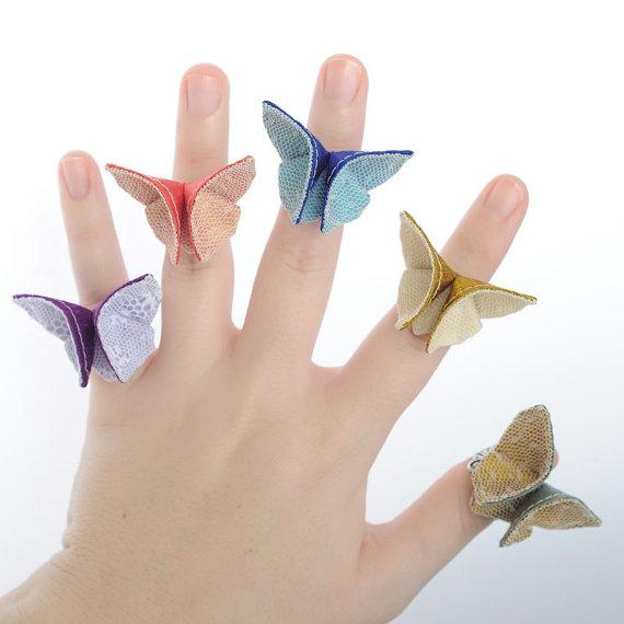 Бабочки своими руками мастер класс фото