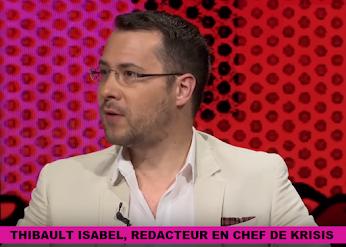 La chaîne YouTube de de Thibault Isabel